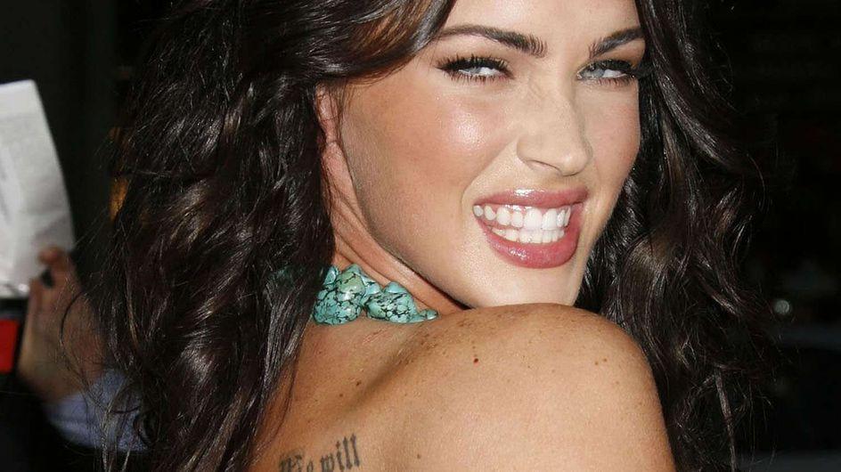 Tatouages : Les stars cèdent toutes à la tendance ! (Photos)