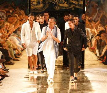 MFShow Men, la primera pasarela masculina de Madrid