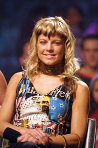 Fergie en 2001