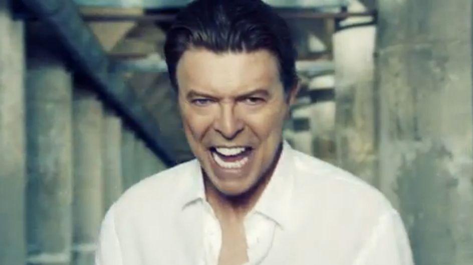 """David Bowie : Hypnotisant dans son dernier clip """"Valentine's Day"""""""