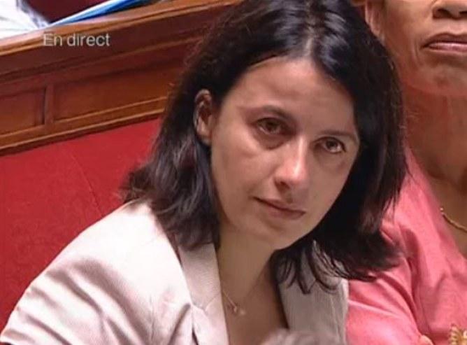 Cécile Duflot : Au bord des larmes à l'Assemblée