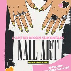 Nail Art, la bible de l'ongle enfin en France !