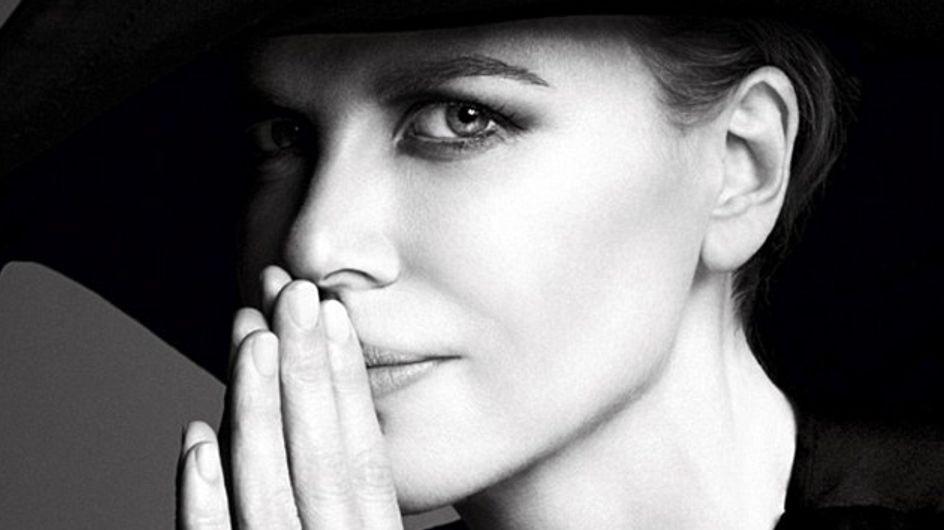 Nicole Kidman : Ténébreuse en couverture de Vogue (Photos)