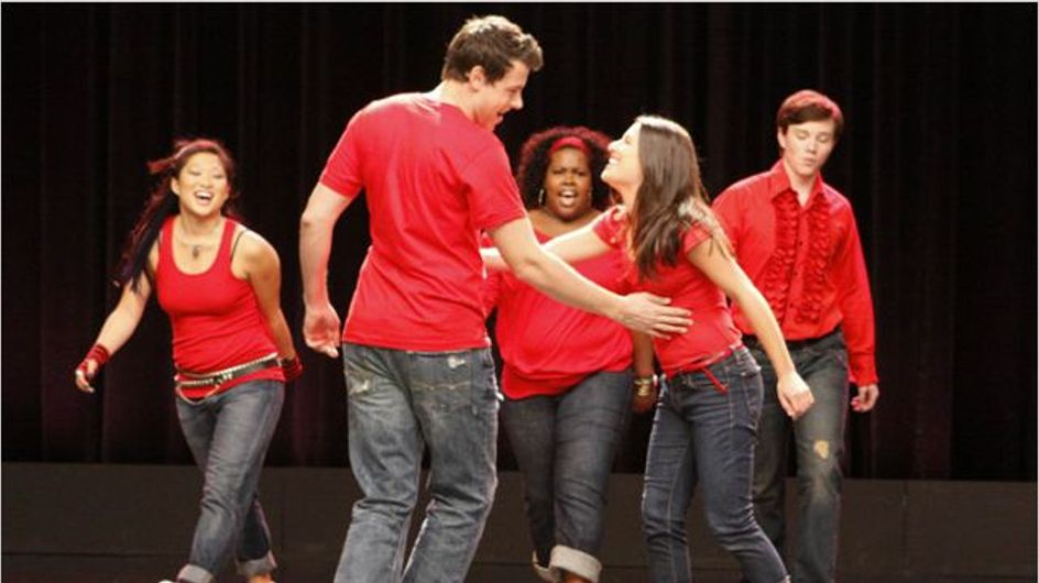 Lea Michele et Cory Monteith : Leurs plus beaux duos dans Glee (Vidéo)