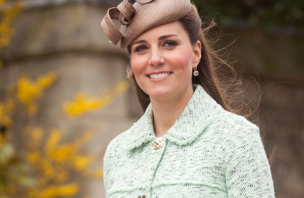 Kate Middleton : Une application pour voir les premières photos du bébé