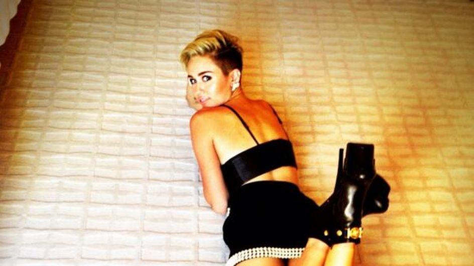 Miley Cyrus et ses chaussures très très hot