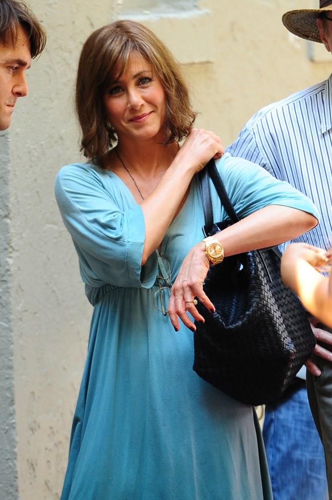 Jennifer Aniston, le 17 juillet 2013
