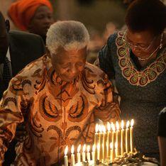 Nelson Mandela : 95 ans aujourd'hui et un état de santé qui s'améliore