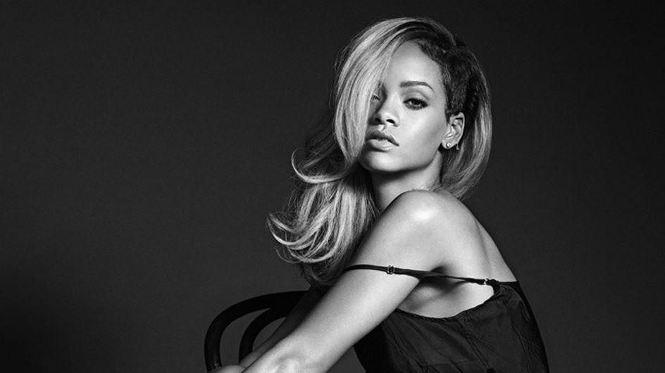 Rihanna : Envoûtante dans la pub de son nouveau parfum (Photos)