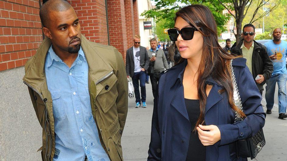 Kim Kardashian : Kanye West a peur de sortir avec North West