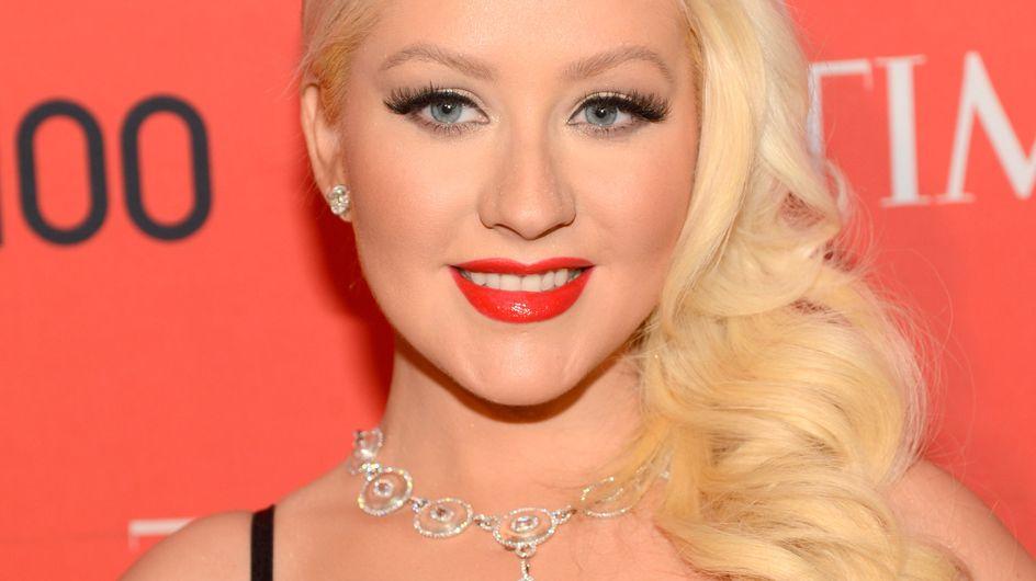 Christina Aguilera : Elle a encore maigri (photo)