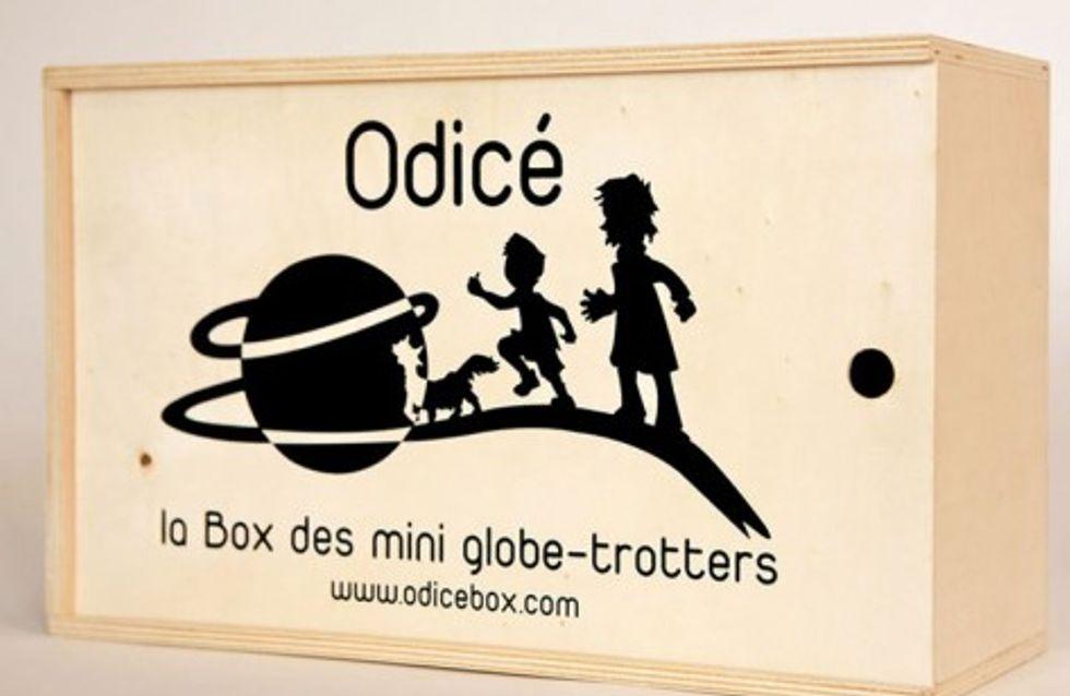 Odicé : Une box pour les globe-trotters en herbe