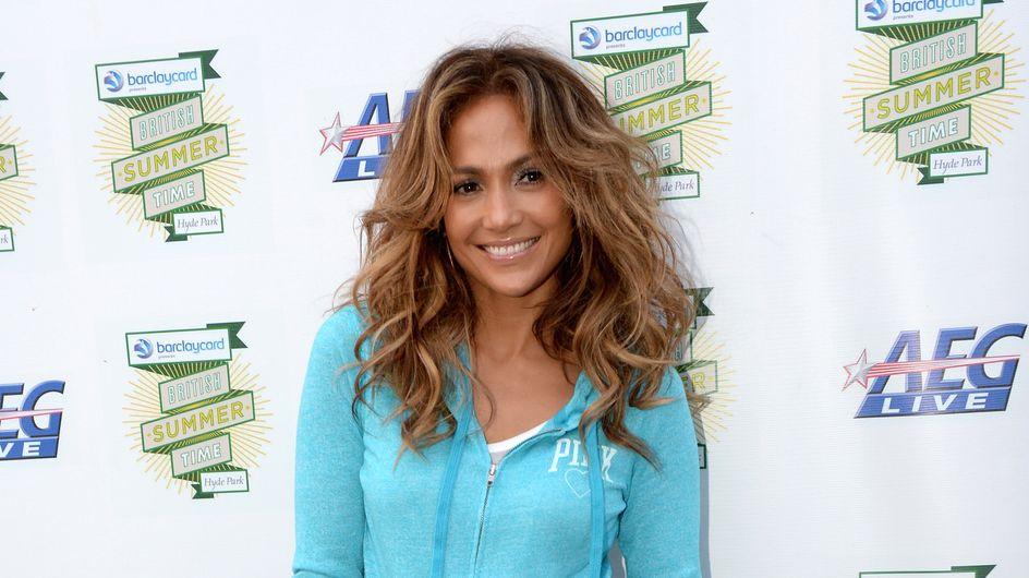 Jennifer Lopez : Le pire look de la semaine (photo)