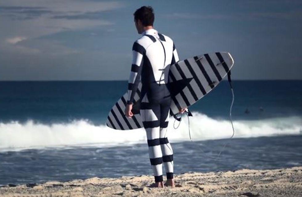 Australie : Une combinaison anti-requin pour les surfeurs (Vidéo)