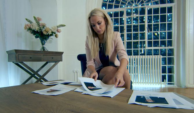 Leah Totton chooses who she wants on her team
