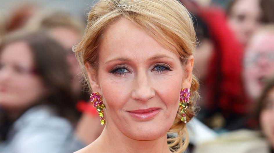 J.K. Rowling : En colère après la révélation de son pseudonyme