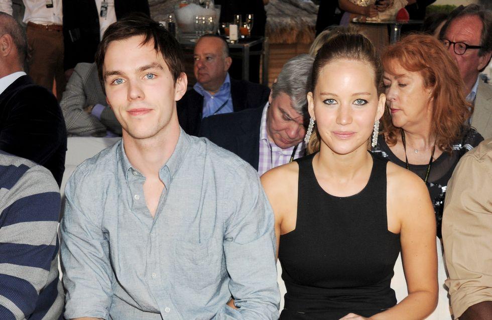 Jennifer Lawrence et Nicholas Hoult à nouveau ensemble