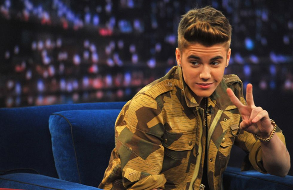 Police report filed against Justin Bieber for spitting in DJ's face
