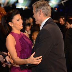 Neues Traumpaar? George Clooney flirtet mit Eva Longoria
