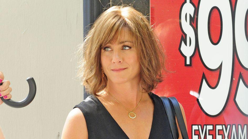 Cambio di look per Jennifer Aniston