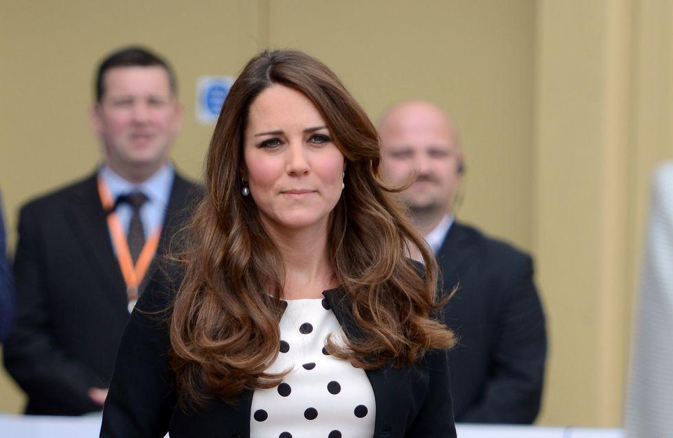 Kate Middleton : Va-t-elle accoucher aujourd'hui ?
