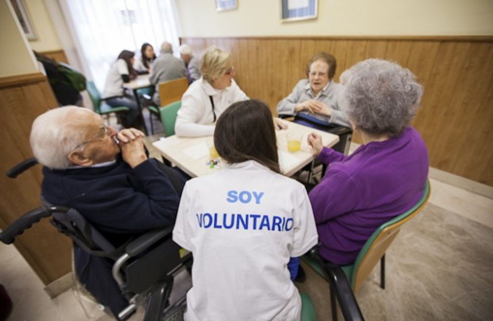 La Fundación Mutua Madrileña celebra los 'I Premios al Voluntariado Universitario'