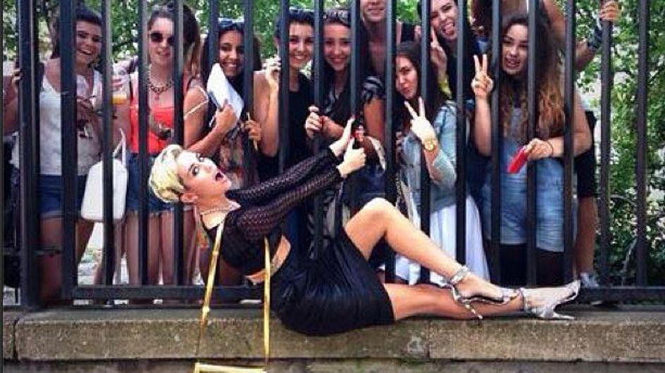 """Miley Cyrus : """"Je suis un homme"""""""