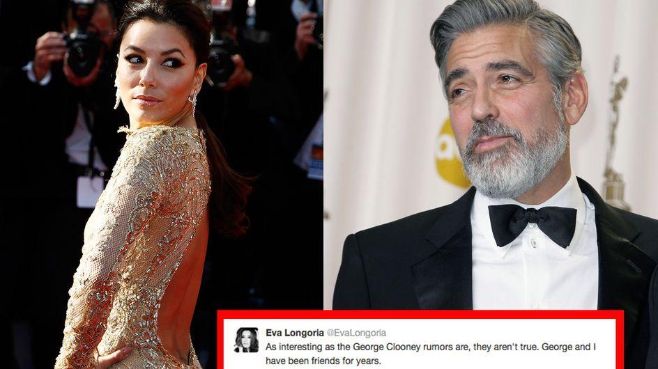Clooney-Longoria: è amore?