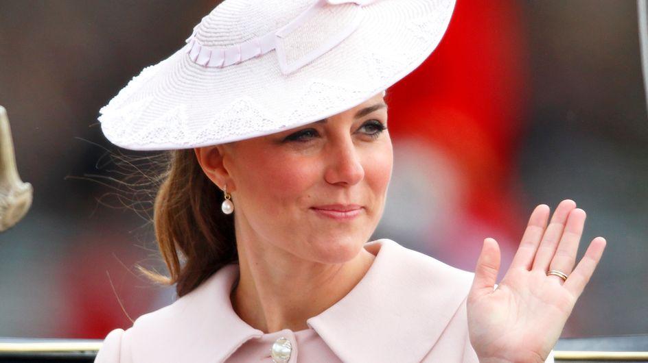 Kate Middleton : Que contient sa valise pour la maternité ?