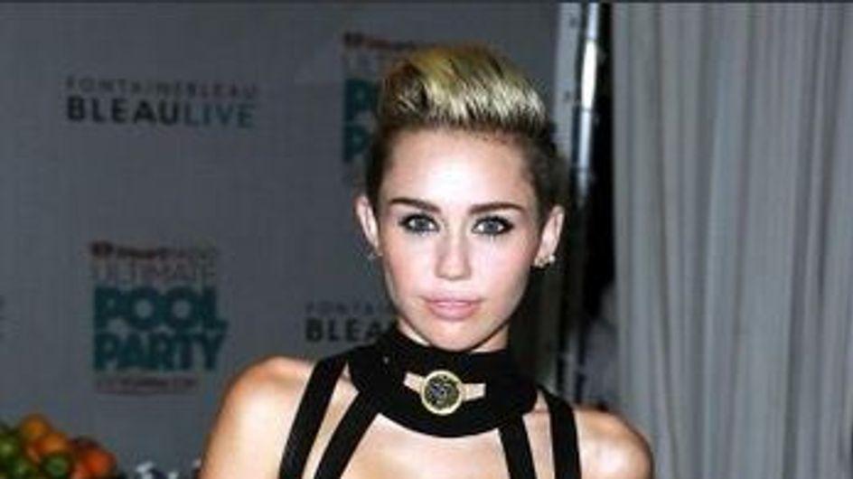 Miley Cyrus, elle défend les coupes courtes !