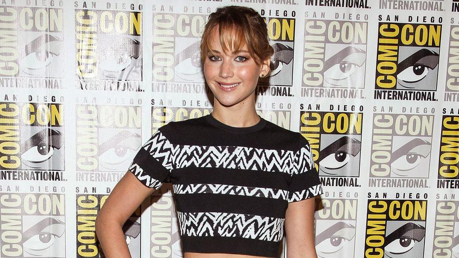 Jennifer Lawrence : Encore un look raté (Photos)