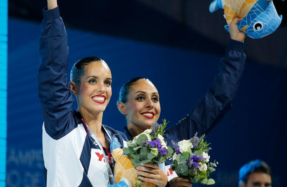 El equipo español de natación sincronizada se lleva el bronce en dúo técnico