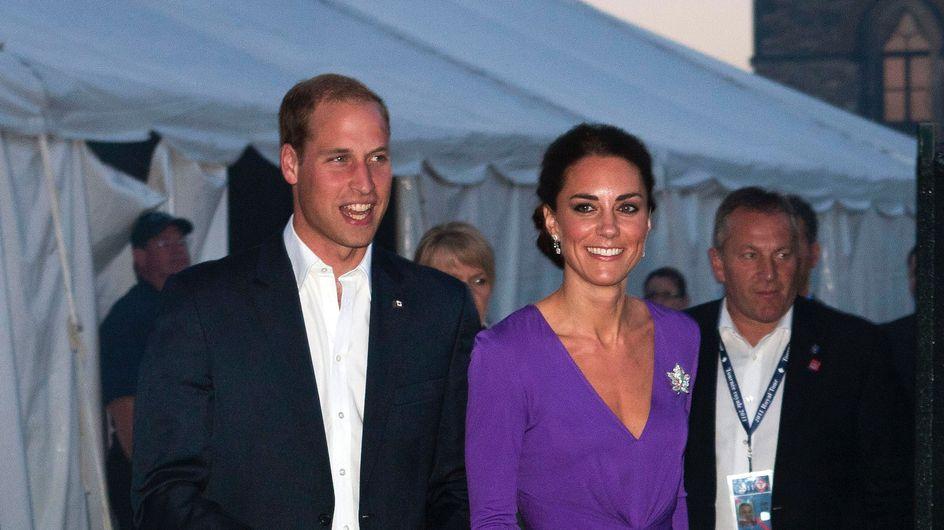 Royal Baby : Comment Kate Middleton et le prince William sont passés inaperçus ?
