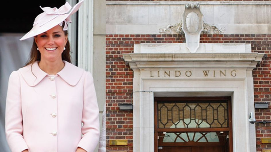WATCH LIVE: Footage of the royal baby hospital where Kate Middleton's in labour