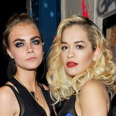 Rita Ora's new wifey: Singer upgrades from Cara Delevingne to Kate Moss