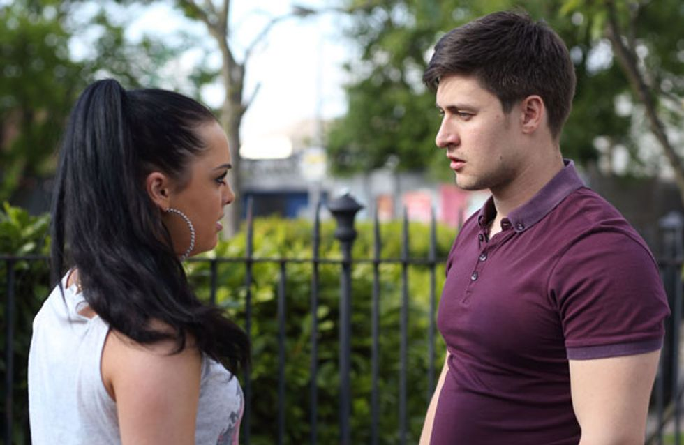 EastEnders 30/07 - Whitney tells Tyler the truth