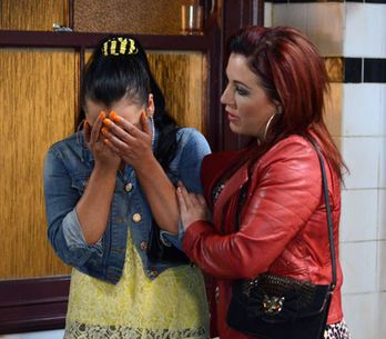 EastEnders 02/08 - Kat tells Whitney about her dark childhood