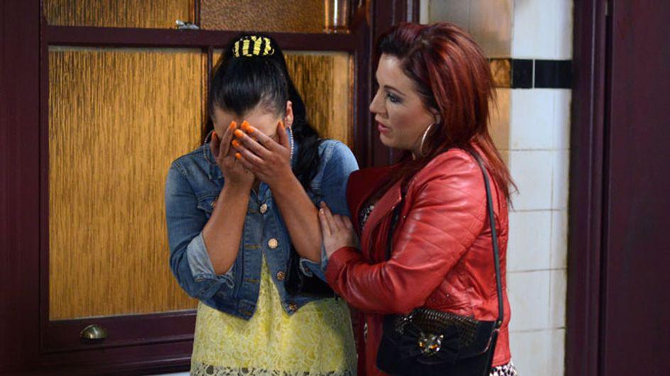EastEnders 02/08 - Kat tells Whitney about her dark childhood