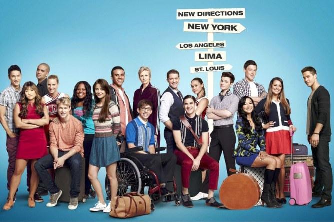 Le casting de Glee