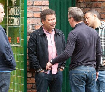 Coronation Street 29/07 - Paul wrongly attacks Lloyd