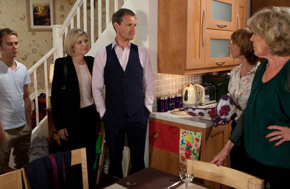 Coronation Street 31/07 - David plans his most vicious move
