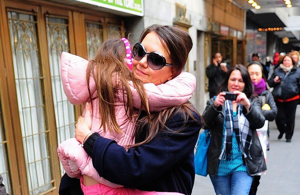 Katie Holmes : Sa fille Suri envoyée en colo scientologue ?