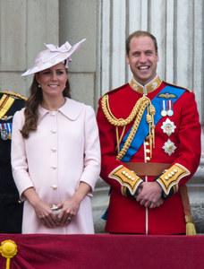 Herzogin Kate und Prinz William sind jetzt Eltern eines Sohnes