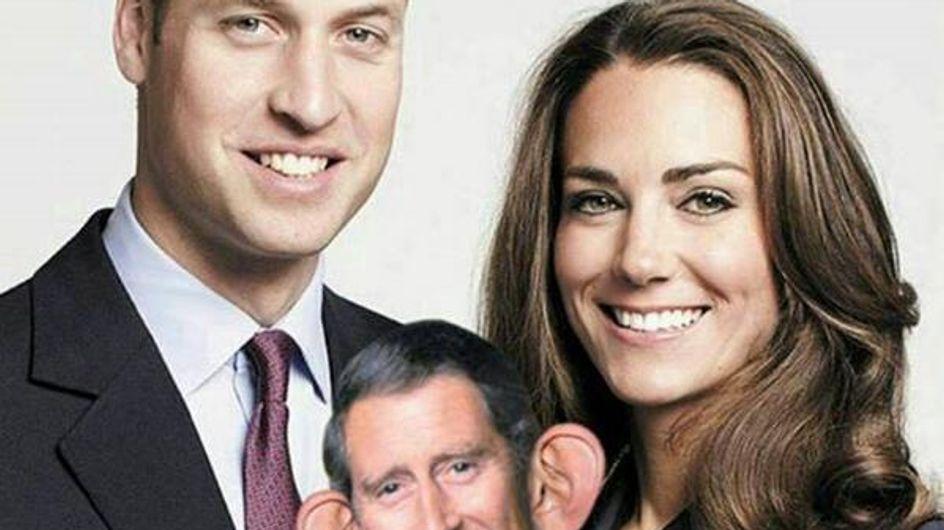 Naissance du Royal Baby : Les meilleures parodies en photo !