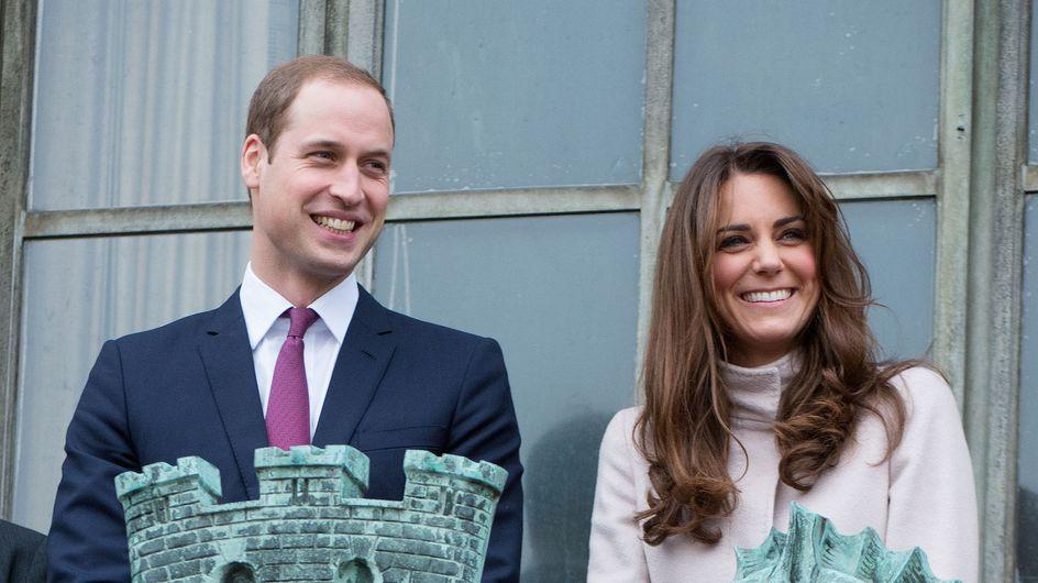 Kate Middleton : Les 3 prénoms possibles pour le Royal baby