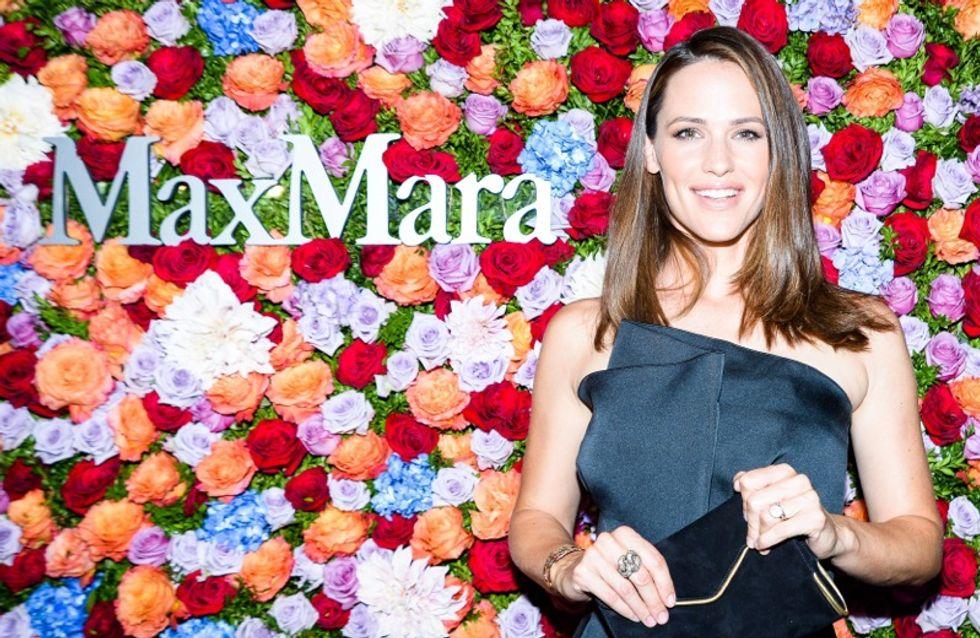 Jennifer Garner : Sublime égérie Max Mara (Photo)