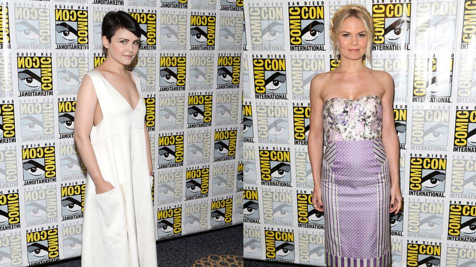 Les héroïnes de Once Upon a Time et leurs looks affreux au Comic-Con