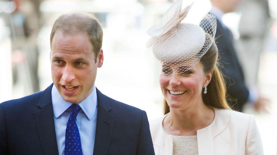 Kate Middleton et le Prince William : Leur premier cadeau à leur fils