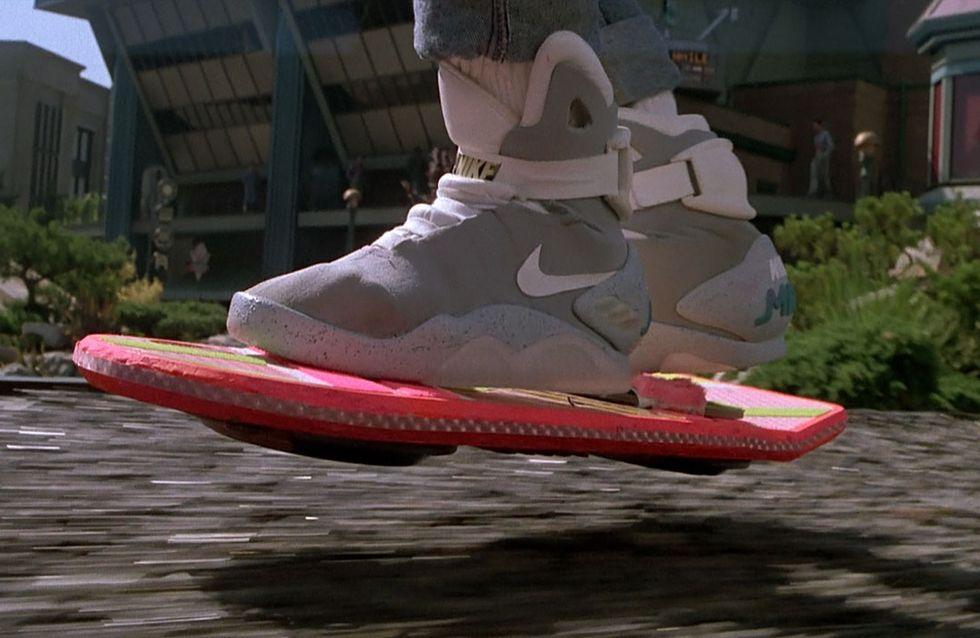 L'Hoverboard de Retour vers le futur, bientôt commercialisé ?