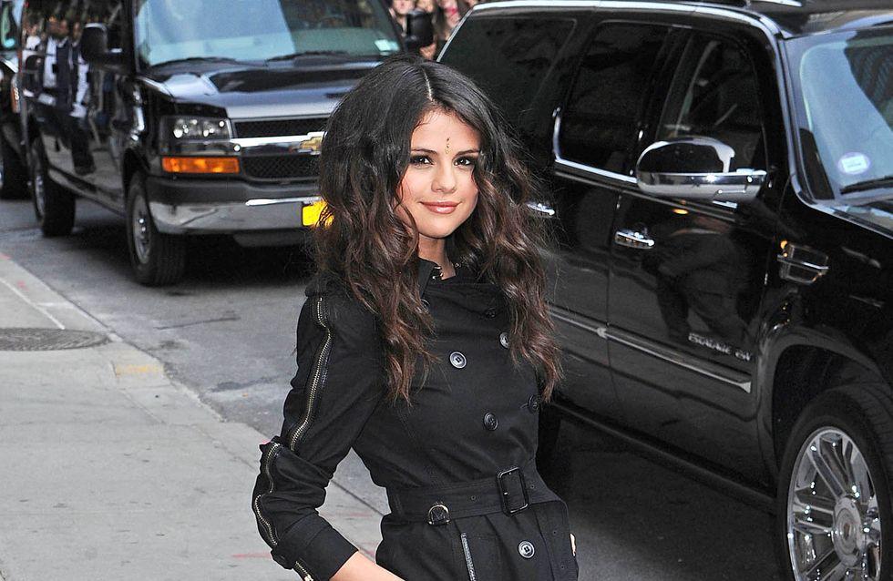 Ist Justin doch vergessen? Selena schwärmt für Bradley Cooper